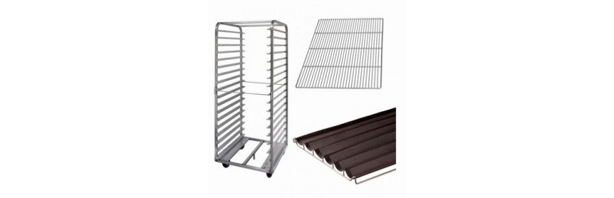 Supports de cuisson
